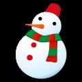 Snowman Battery Widget