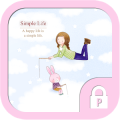 Simple life protector theme