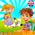 Learn English Kids Languages