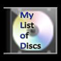 MyLoD - My List of Discs