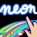 Neon Paint Live Wallpaper