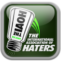 The IAOH Official Haters App