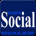 Zemplus Social dialer