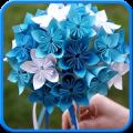 Easy Origami Flower Bouquet