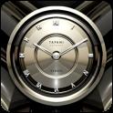 PLATINUM Designer Clock Widget
