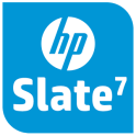HP Slate⁷ Screensaver