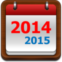 US Calendar 2014 / 2015