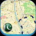 Pakistan Offline Map & Weather