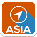 Asia Offline Map Guide Cities