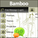 GO SMS Pro Bamboo