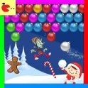Christmas games Bubble Shooter