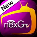 nexGTv : Mobile TV, Live TV