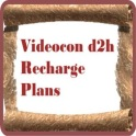 Videocon d2h Recharge Plans