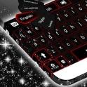 Red GO Keyboard Glow