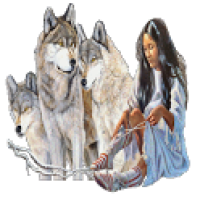 Indian Wolves Live Wallpaper