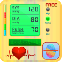Finger Blood Presure simulator