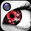 Real Sharingan Eye Lens Editor