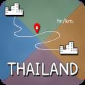 Distance Thailand