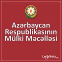 The Civil Code of Azerbaijan