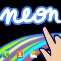 Neon Paint Live Wallpaper