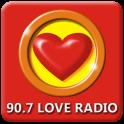 Love Radio Manila 90.7 MHz