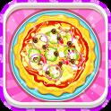 Devilish Pizza, Cooking Game