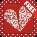 Valentine Fingerprint Love