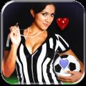 Sexy Soccer Girl LWP