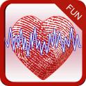 Finger Print Heart Beat Prank
