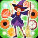 Fruit Crush Witch
