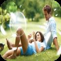 Bubble Photo Frames Maker