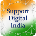 Support Digital India