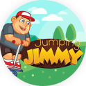The Jumping boy named JIMMY