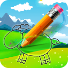 Easy Drawing - Game for Kids