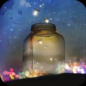 fireflies live wallpaper android informer the best
