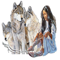 Indian Wolves Live Wallpaper