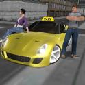 Crazy Driver Taxi Duty 3D