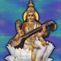 Maa Saraswati Live Wallpaper