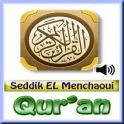 MP3 Quran Seddik El Menchaoui