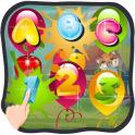 ABC Games Bubble Burst Kids