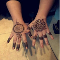 Arabic Mehndi Designs 2018