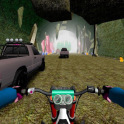 First Person Motocross Racing