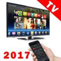 TV & Video Remote Control 2017