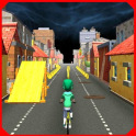Highway Bike Run