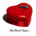 My Heart Says...