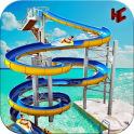 Water Park Slide Adventure 3D Free Games