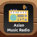 Asian Music & Talk Radio Stations