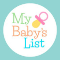 My Baby's List