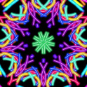 Magic Paint Kaleidoscope