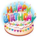 Tarjeta de feliz cumpleaños, GIF y video.